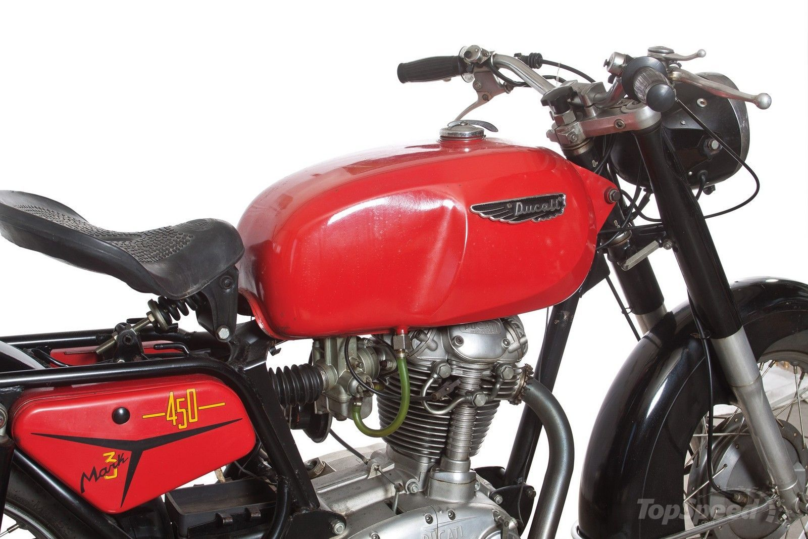 Ducati 450 Mark 3 1971 images #148090