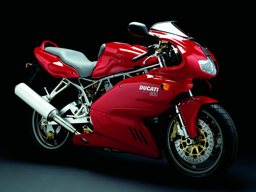 Ducati 900 SS Carenata 2001 wallpapers #11105
