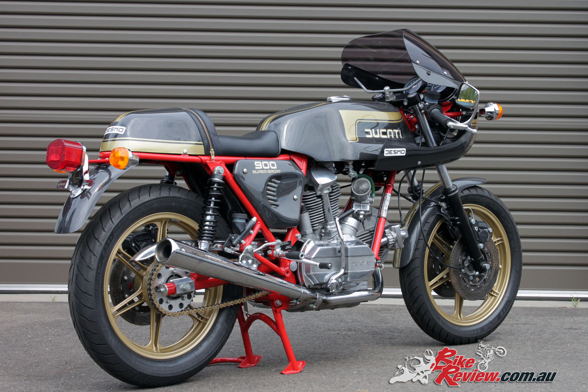 Ducati 900 SS Hailwood-Replica 1984 images #78715