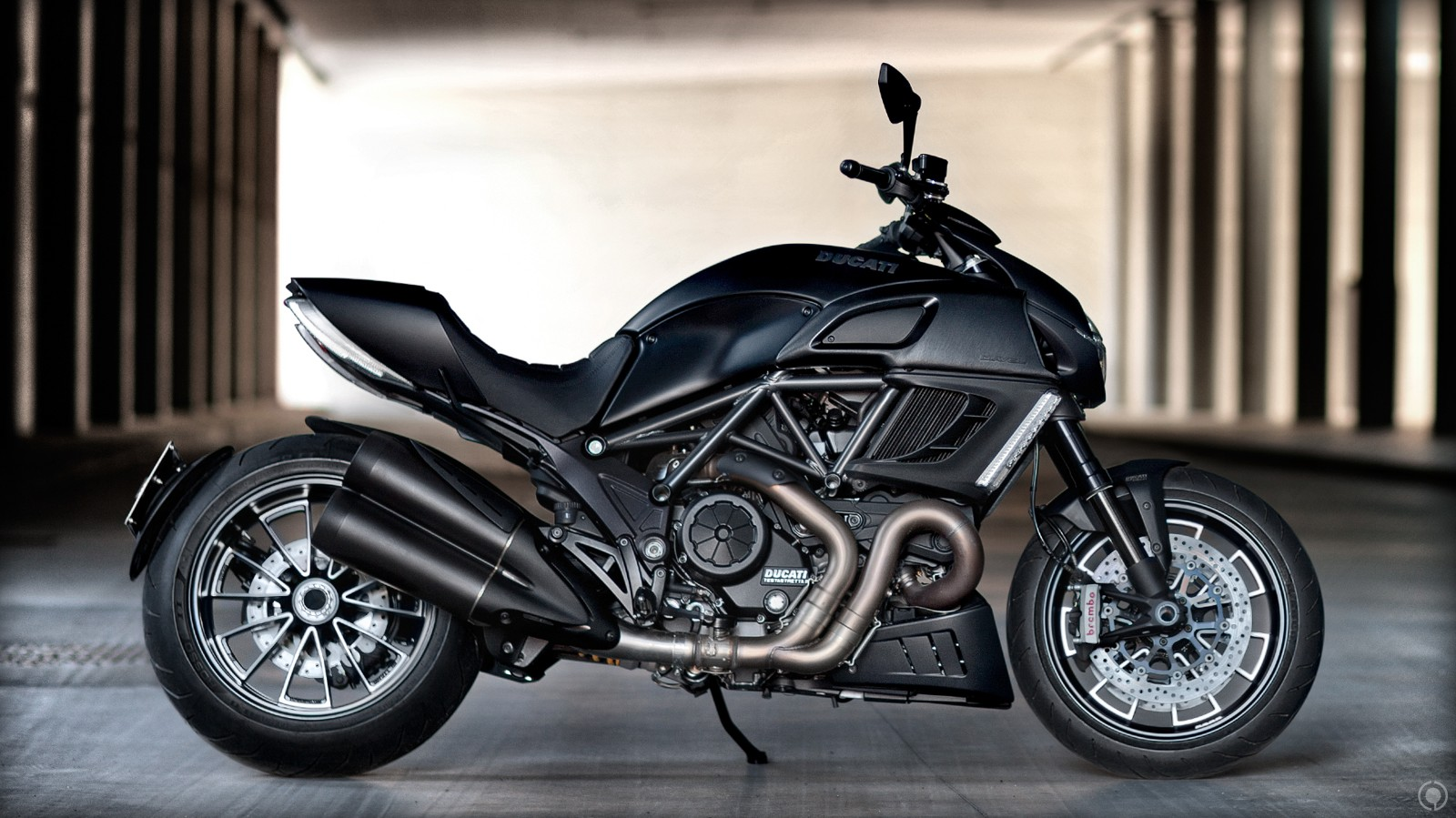 Ducati Diavel Dark wallpapers #12796