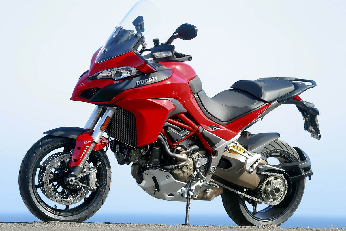 Ducati Multistrada 1200 2015 wallpapers #13195