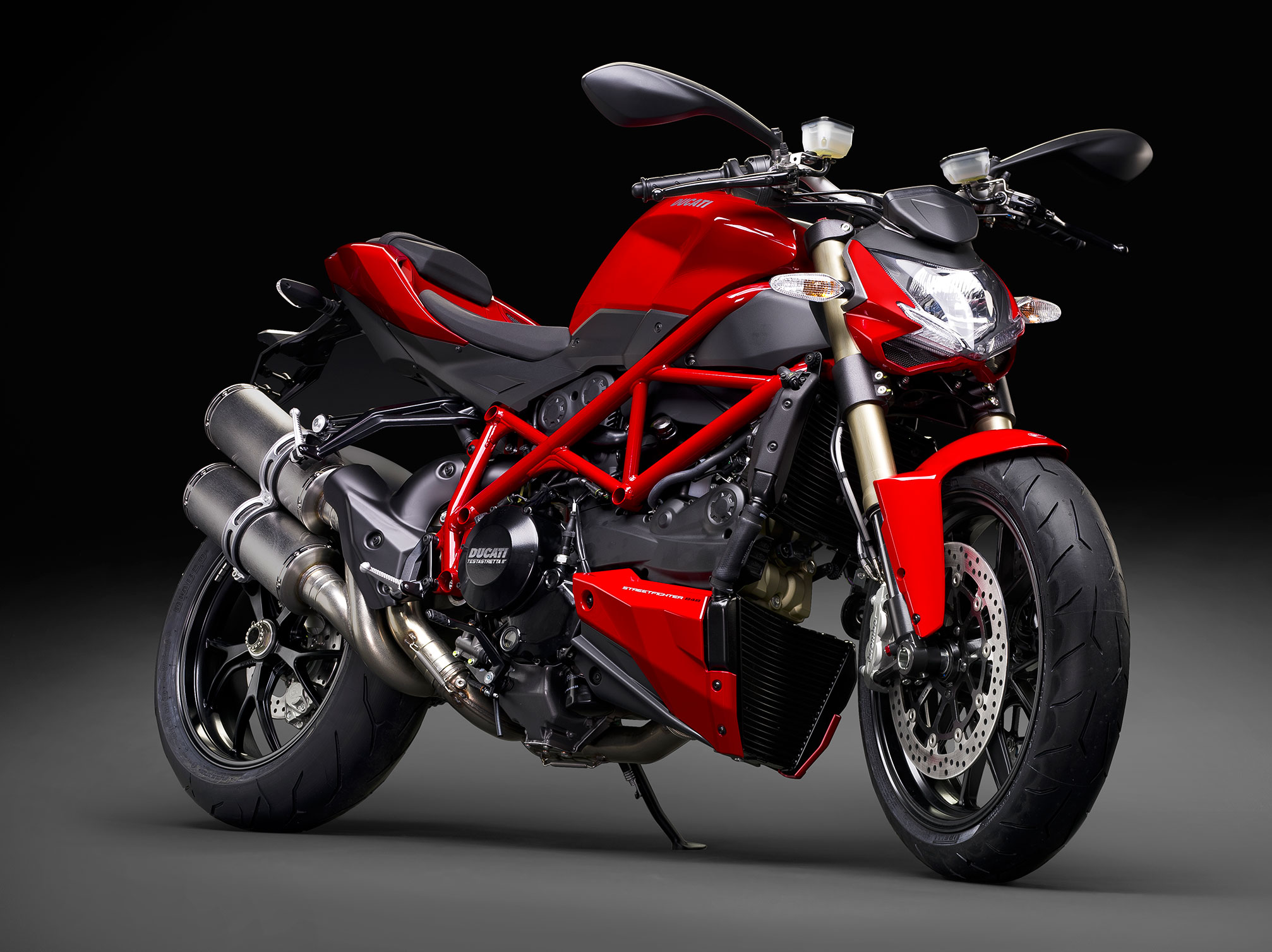 Ducati Streetfighter 848 2012 wallpapers #26396