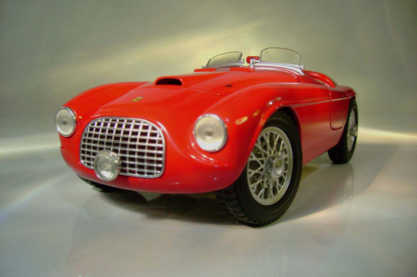Ferrari 125 1955 wallpapers #137876