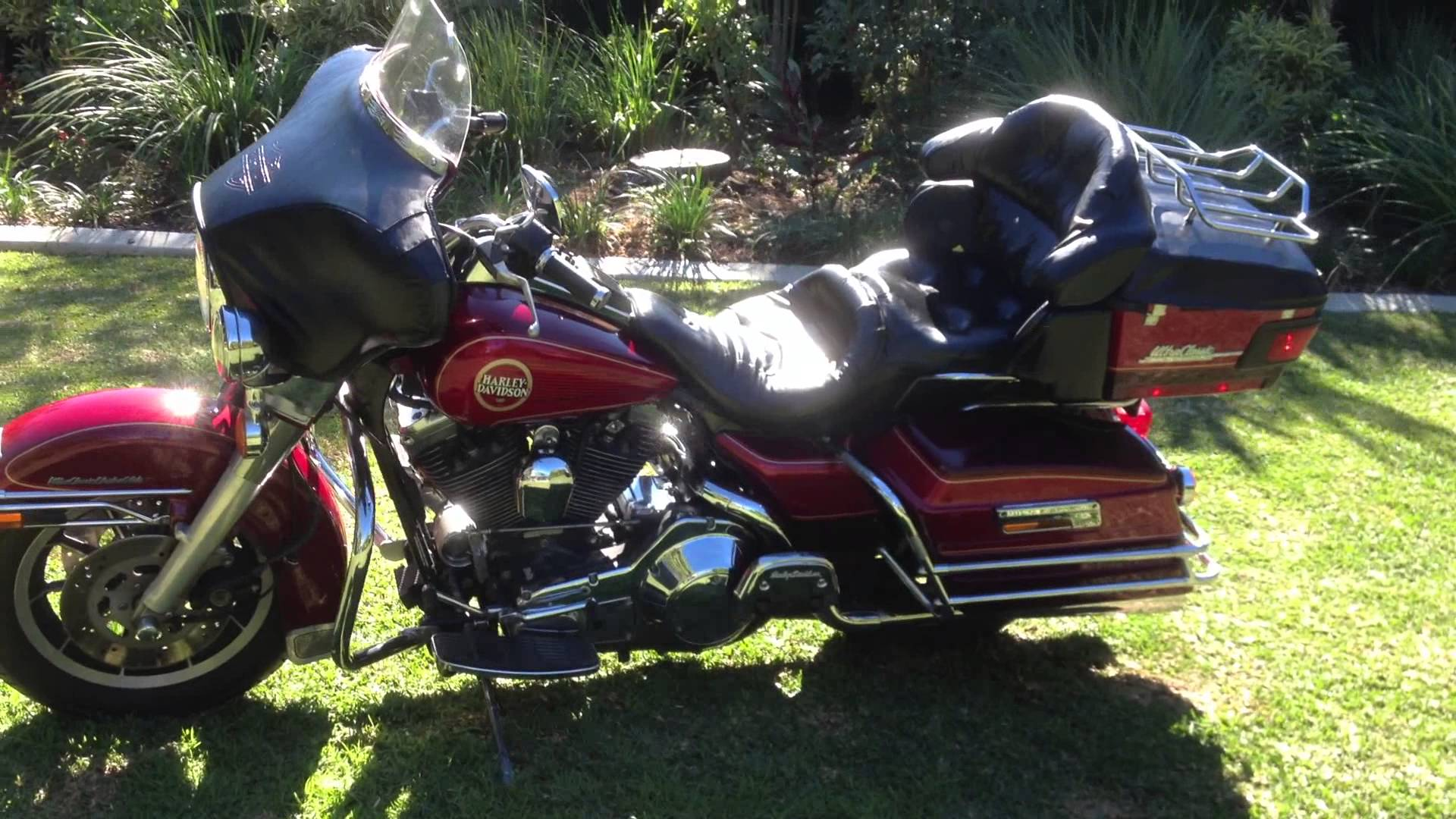 Harley-Davidson FLHTC 1340 Electra Glide Classic 1994 pics #16376