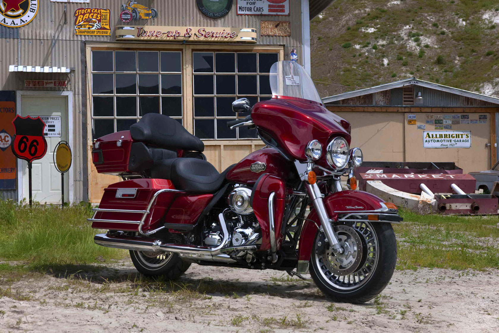 Harley-Davidson FLHTC Electra Glide Classic 2002 pics #17767