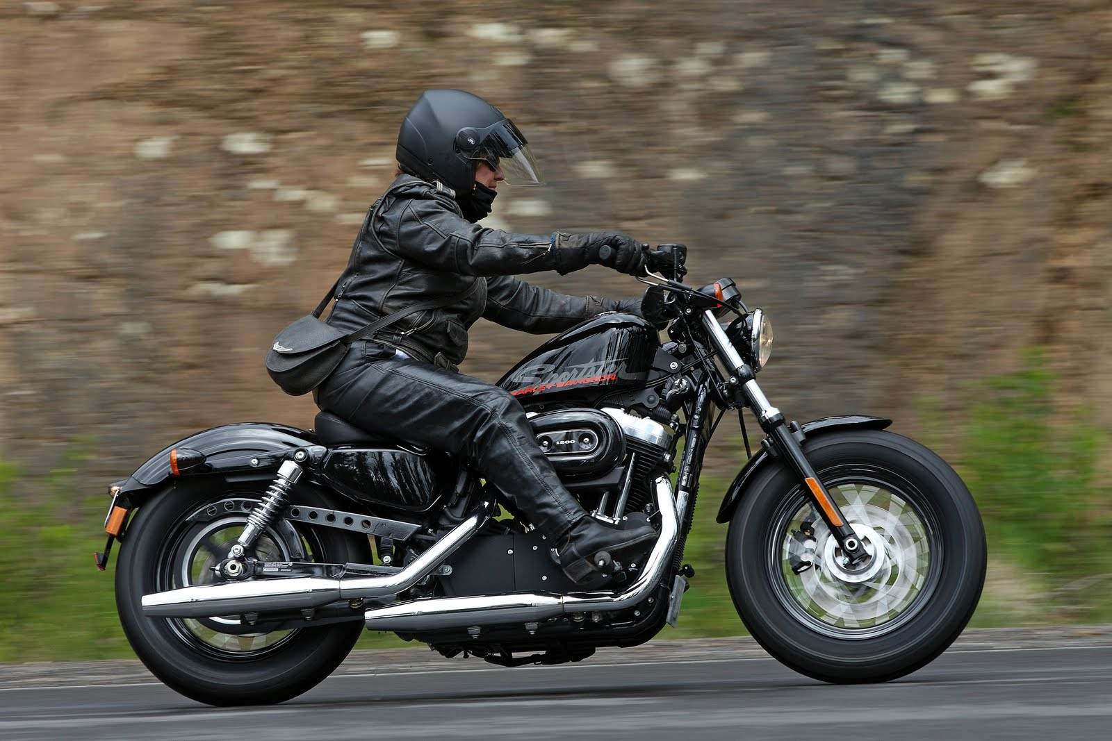 Harley-Davidson XL1200X Forty-Eight 2014 pics #161682