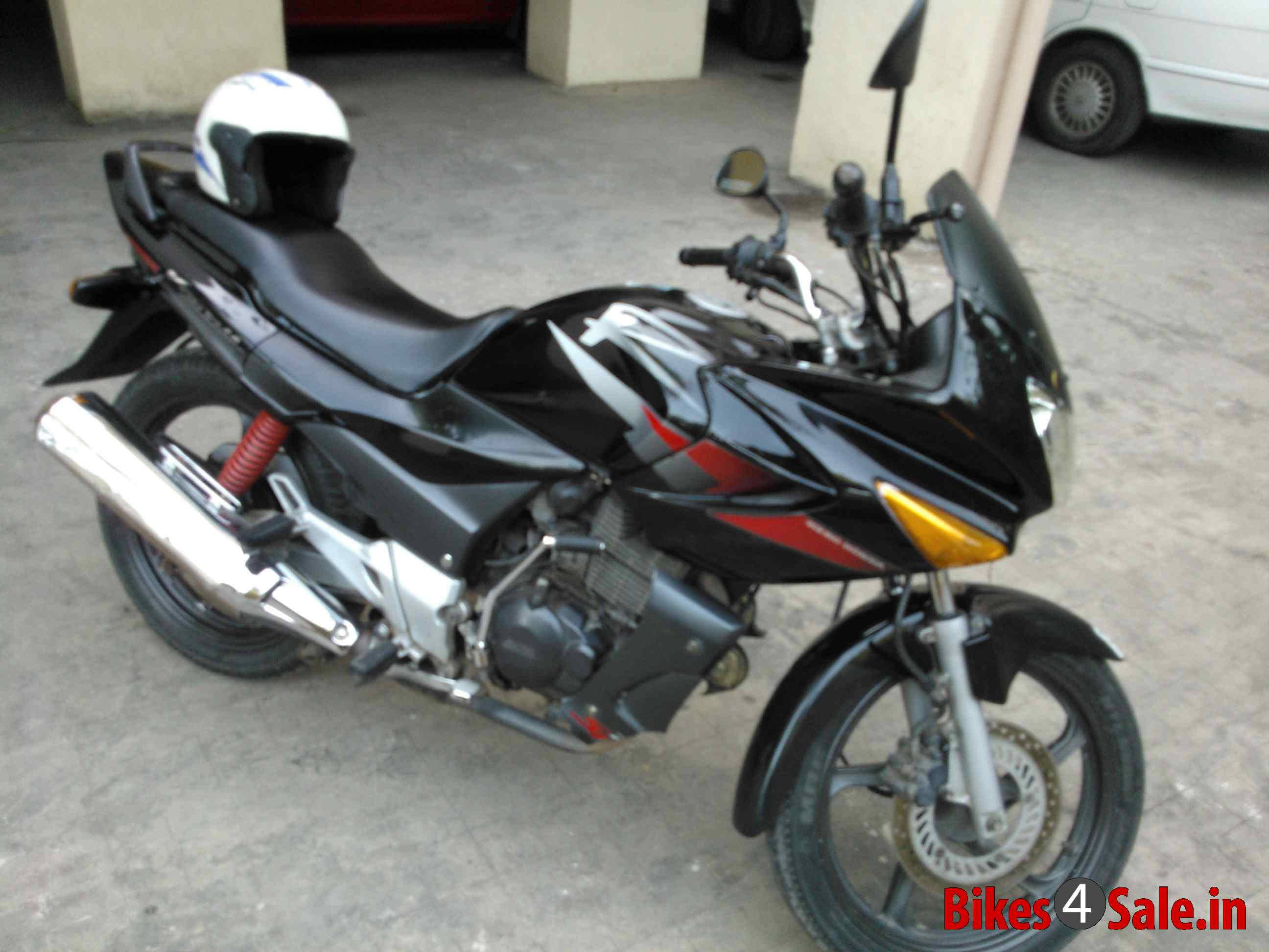 Hero Honda Karizma 2008 wallpapers #137776