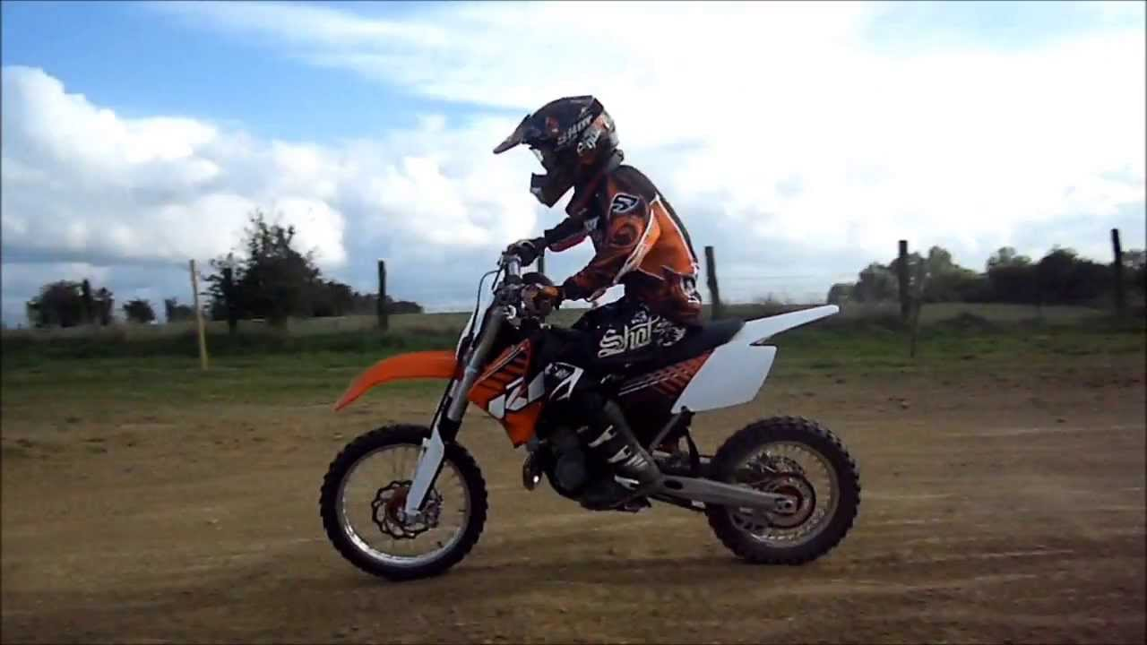 KTM 85 SX 2010 wallpapers #142439