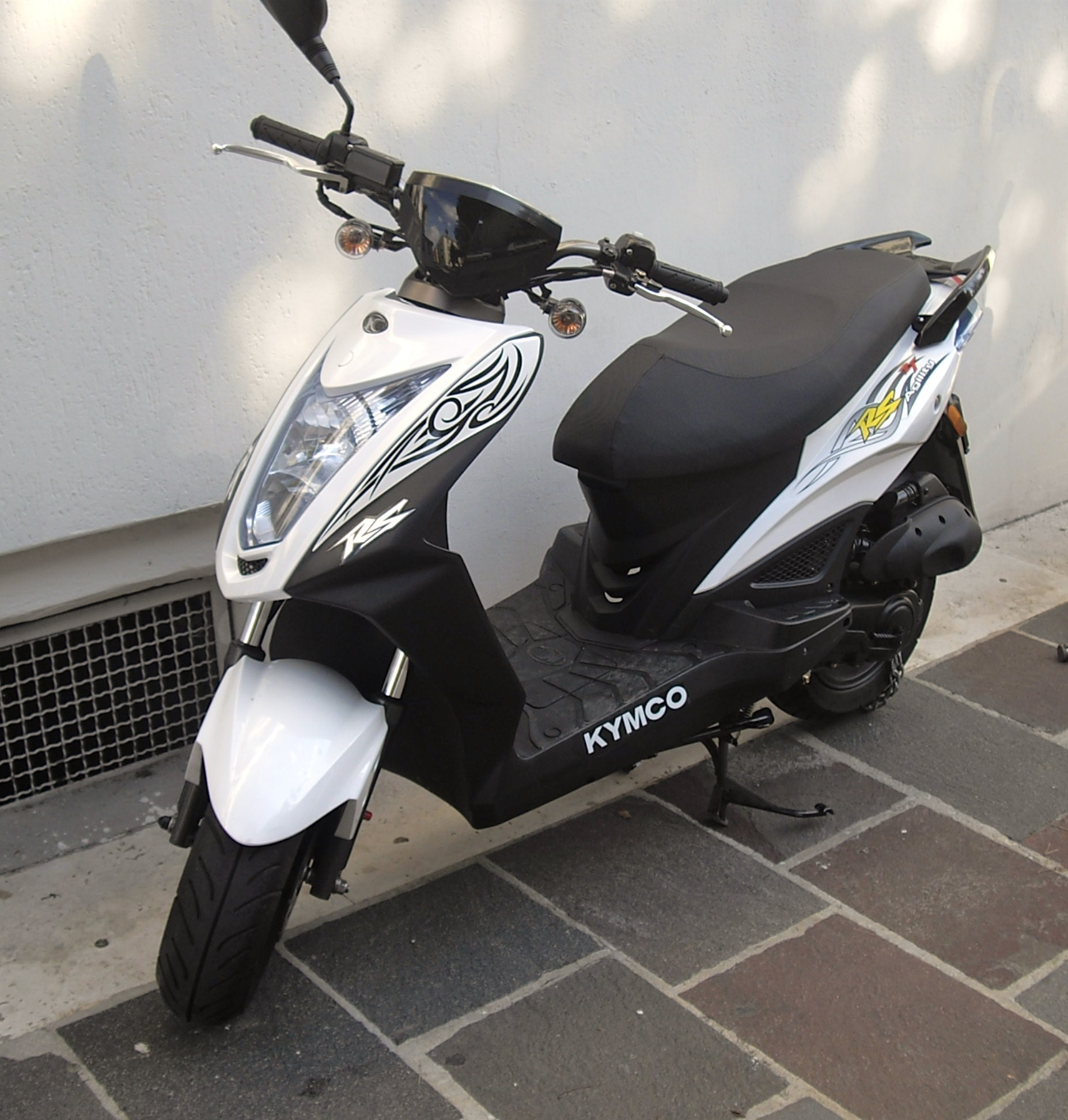 Kymco Agility 125 Sport 2010 wallpapers #138871