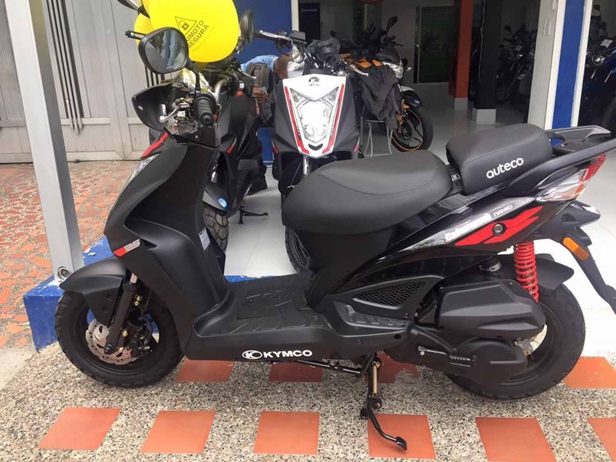 Kymco Agility 50 images #101924