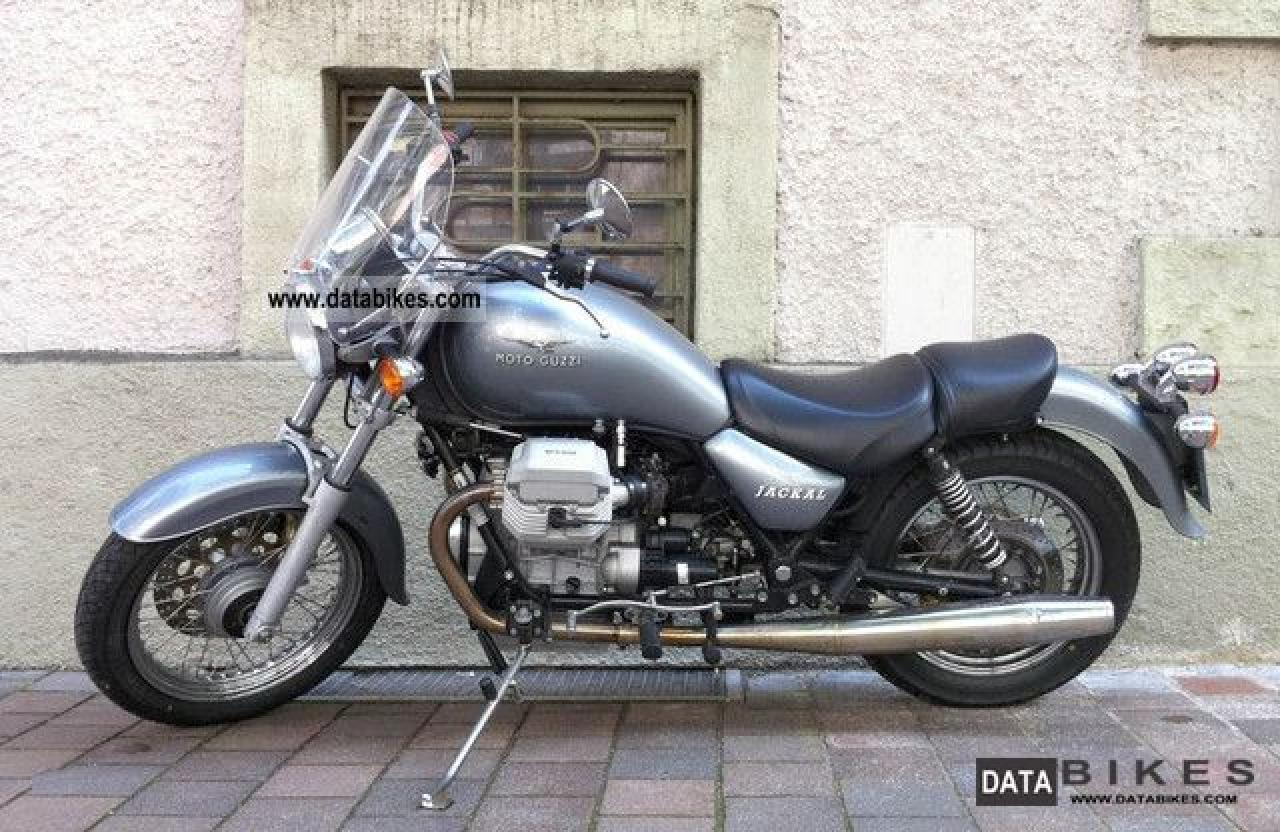 Moto Guzzi California Jackal 2001 images #109139