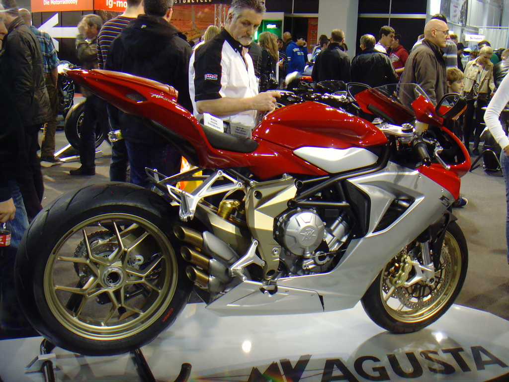 MV Agusta F3 2011 wallpapers #139964