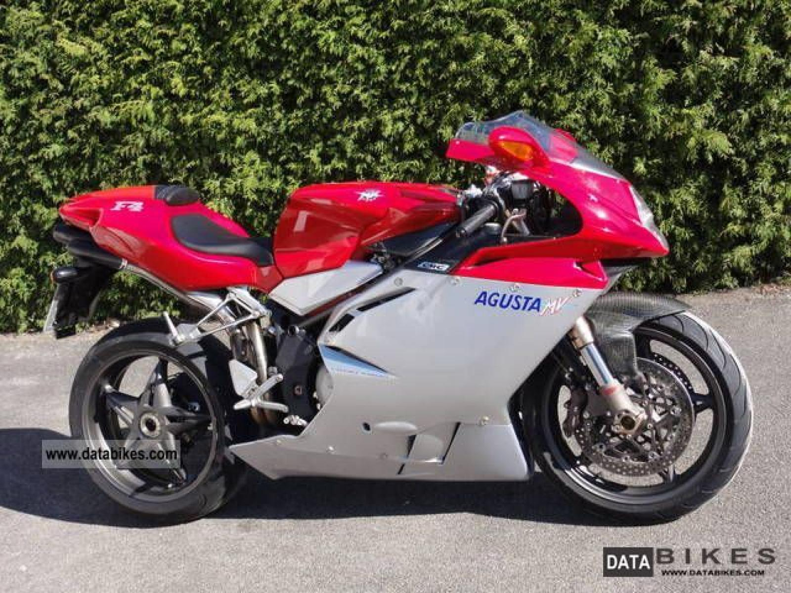 MV Agusta F4 S 1+1 2001 images #113367