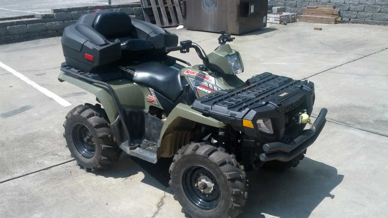 Polaris Sportsman 400 2004 images #171992