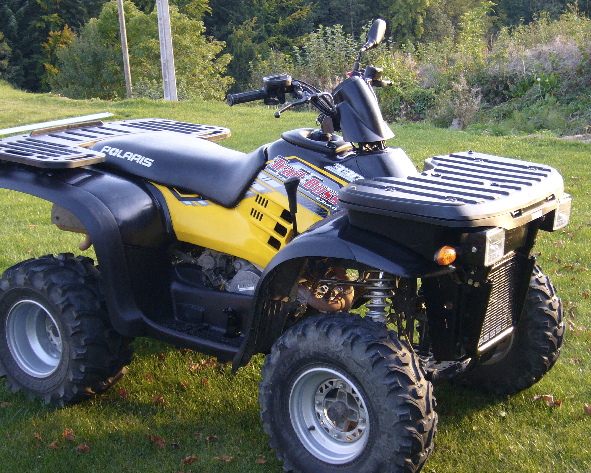 Polaris Trail Boss 330 2006 images #169517