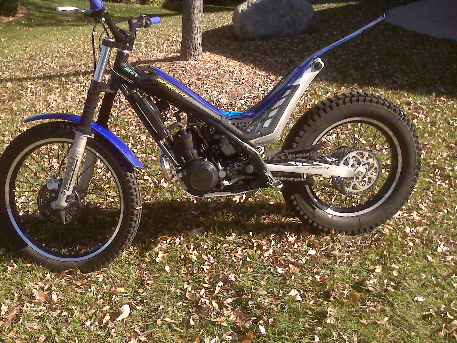 Sherco 2.9 2005 images #128452