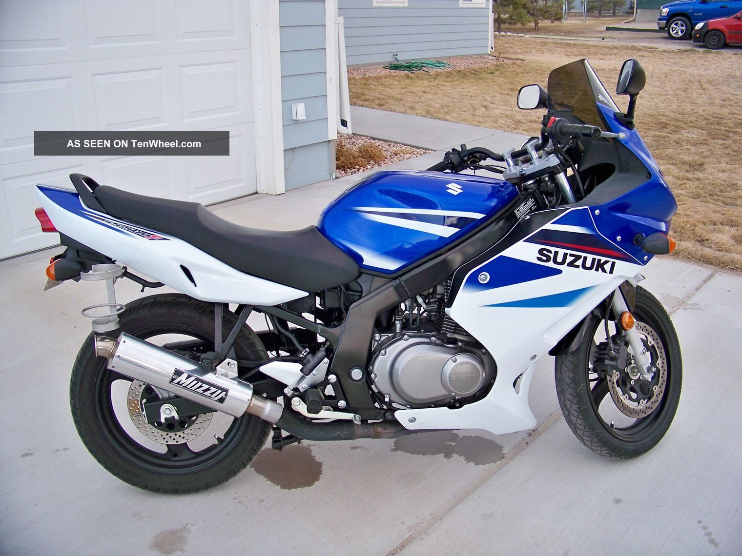 2007 suzuki gs 500 f pics specs and information. Black Bedroom Furniture Sets. Home Design Ideas