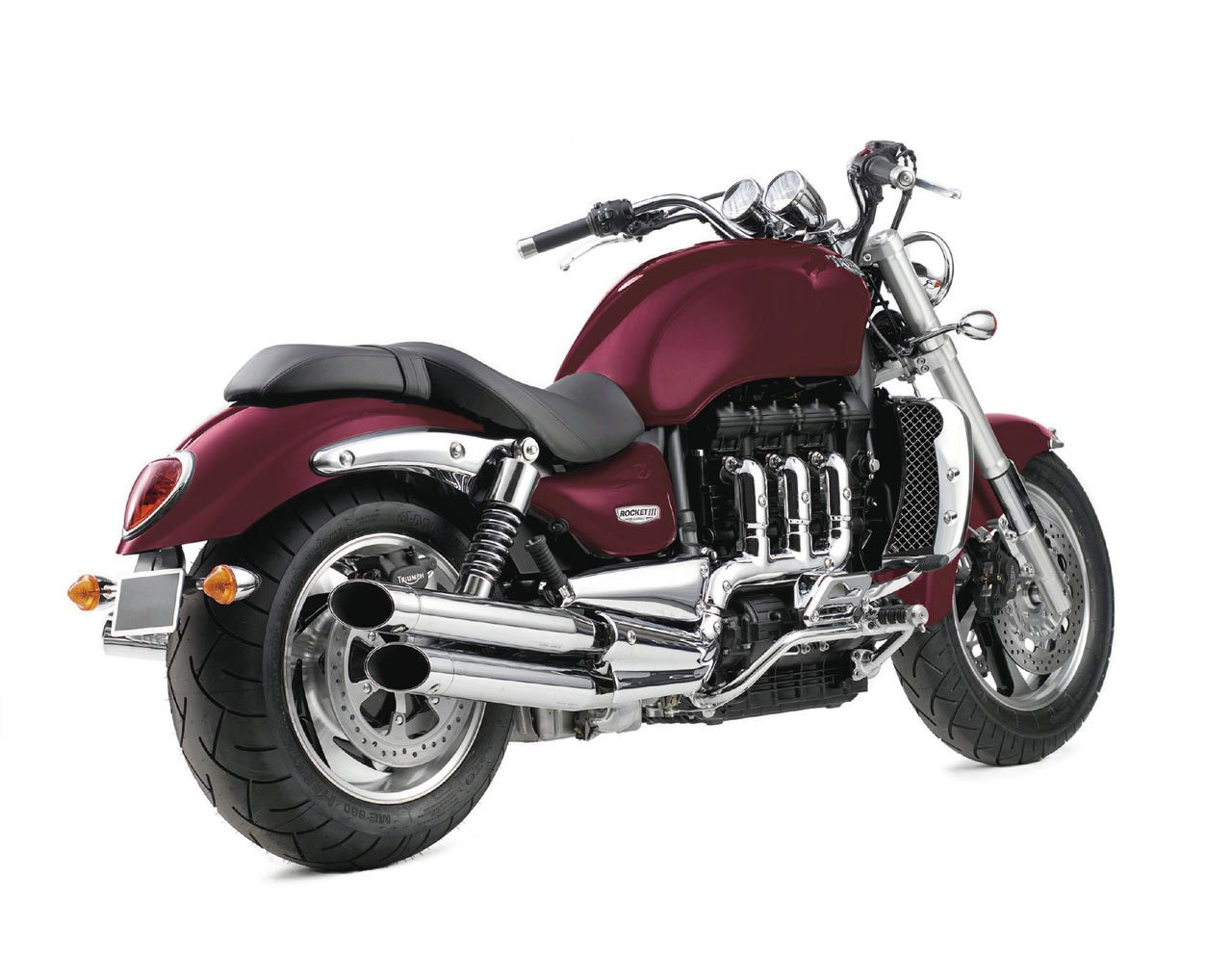Triumph Rocket III 2005 wallpapers #159891