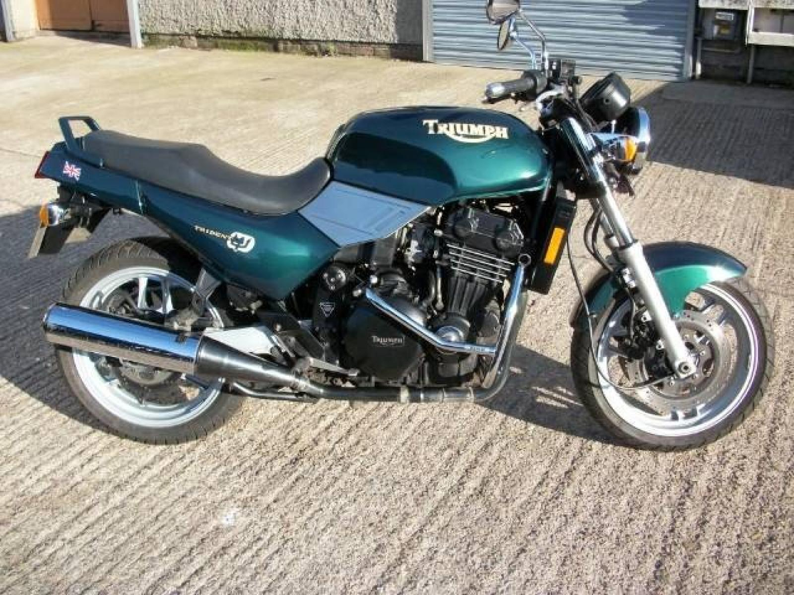 Triumph Trident 750 1993 wallpapers #129847