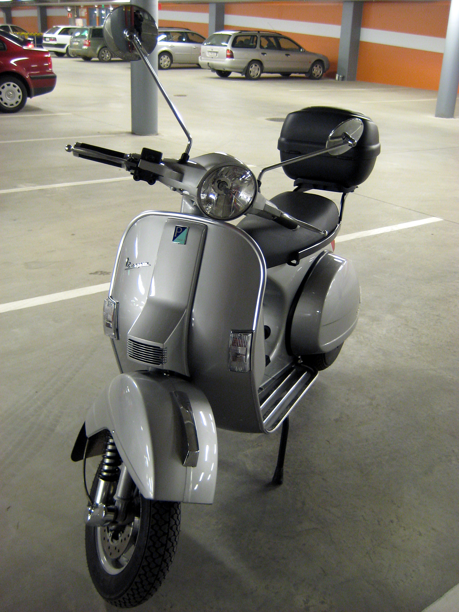 Vespa ET 4 2002 wallpapers #132331