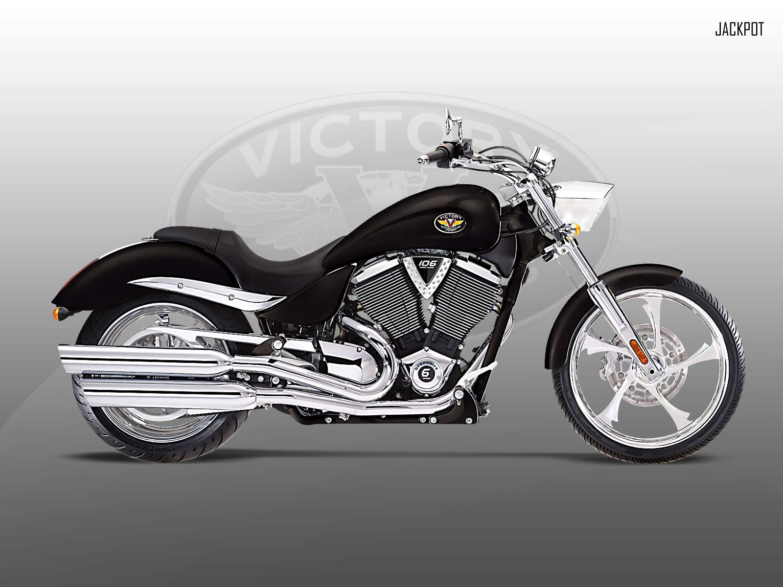 Victory Vegas Jackpot 2010 wallpapers #129347