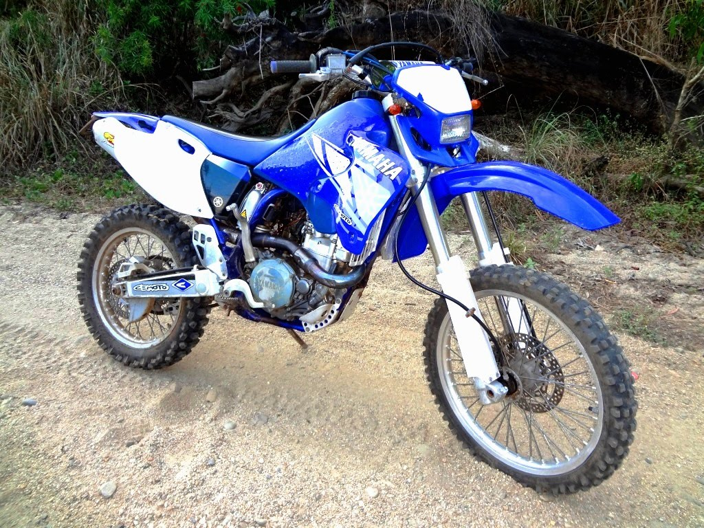 2001 Yamaha Wr 426 F Specs Images And Pricing