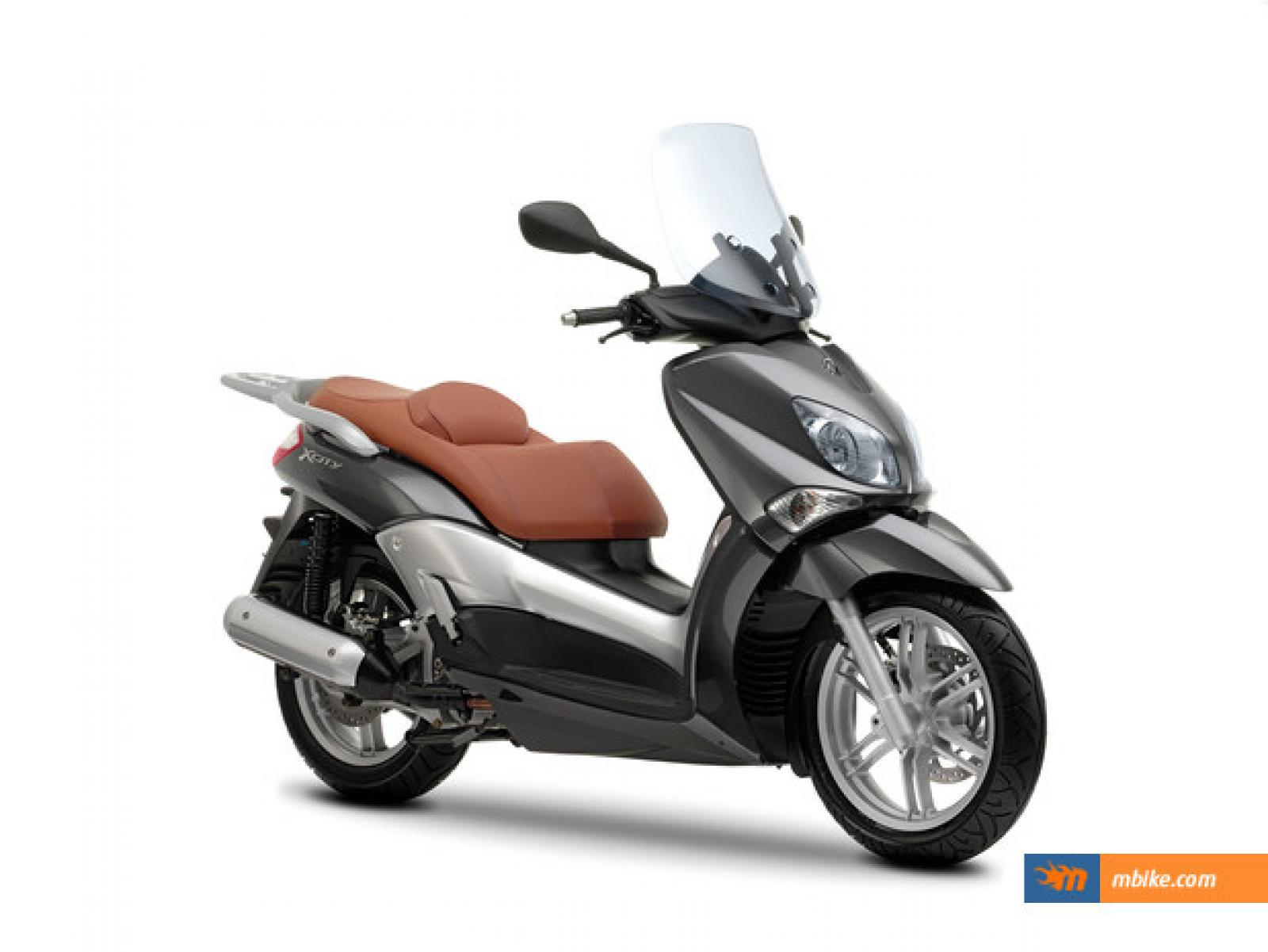 Yamaha X-City 250 2009 images #155926