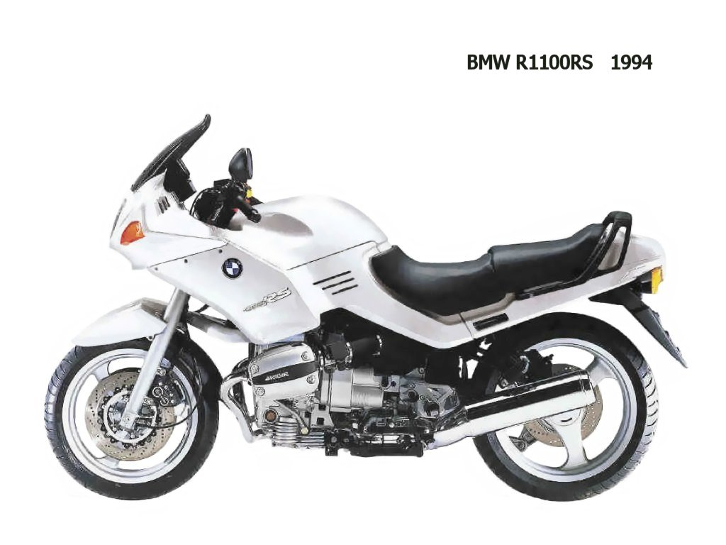 BMW R1100RS 1996 images #9915