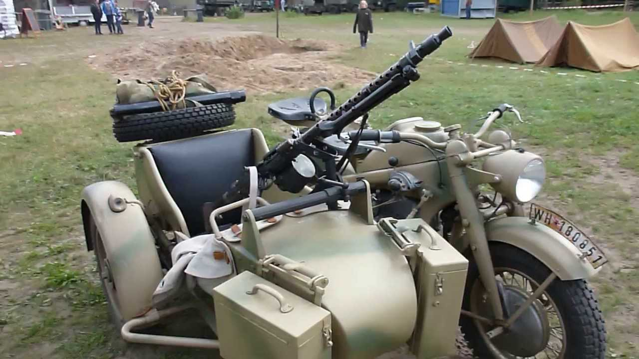 BMW R75 with sidecar 1944 pics #2671