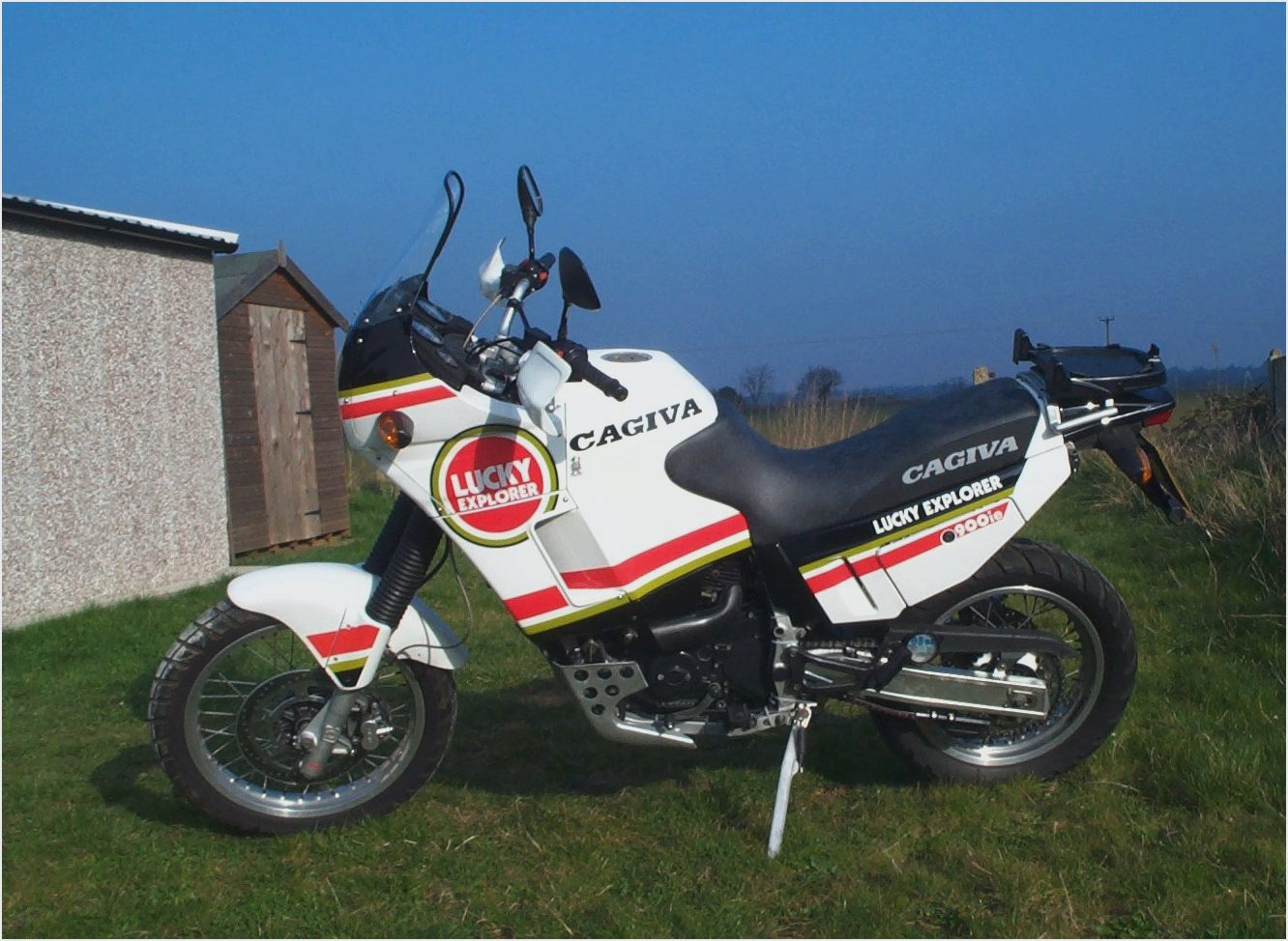 Cagiva Elefant 900 IE images #153844