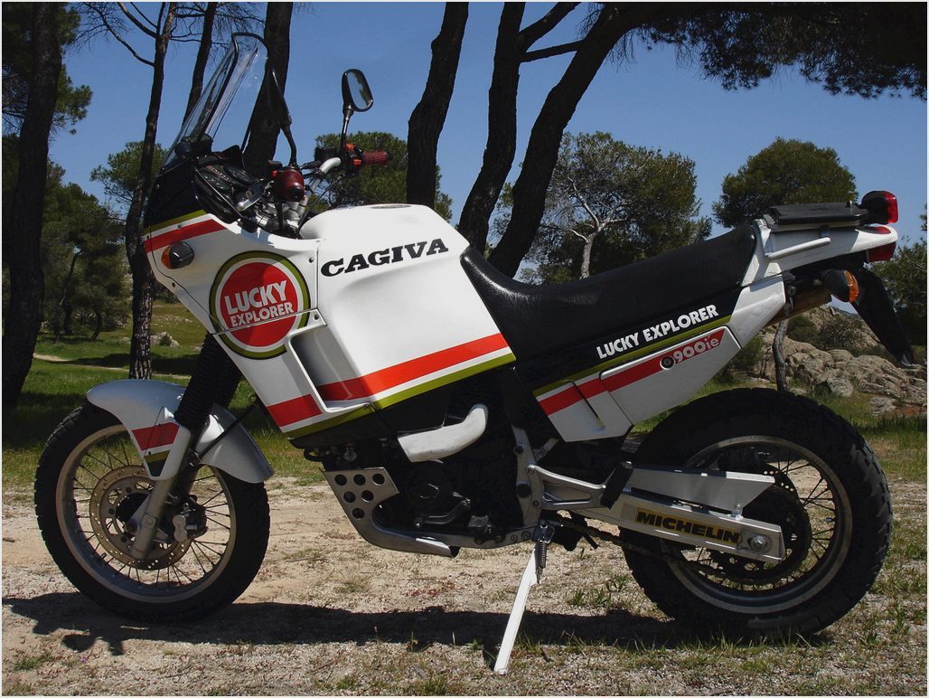 Cagiva Elefant 900 IE GT 1993 images #153449
