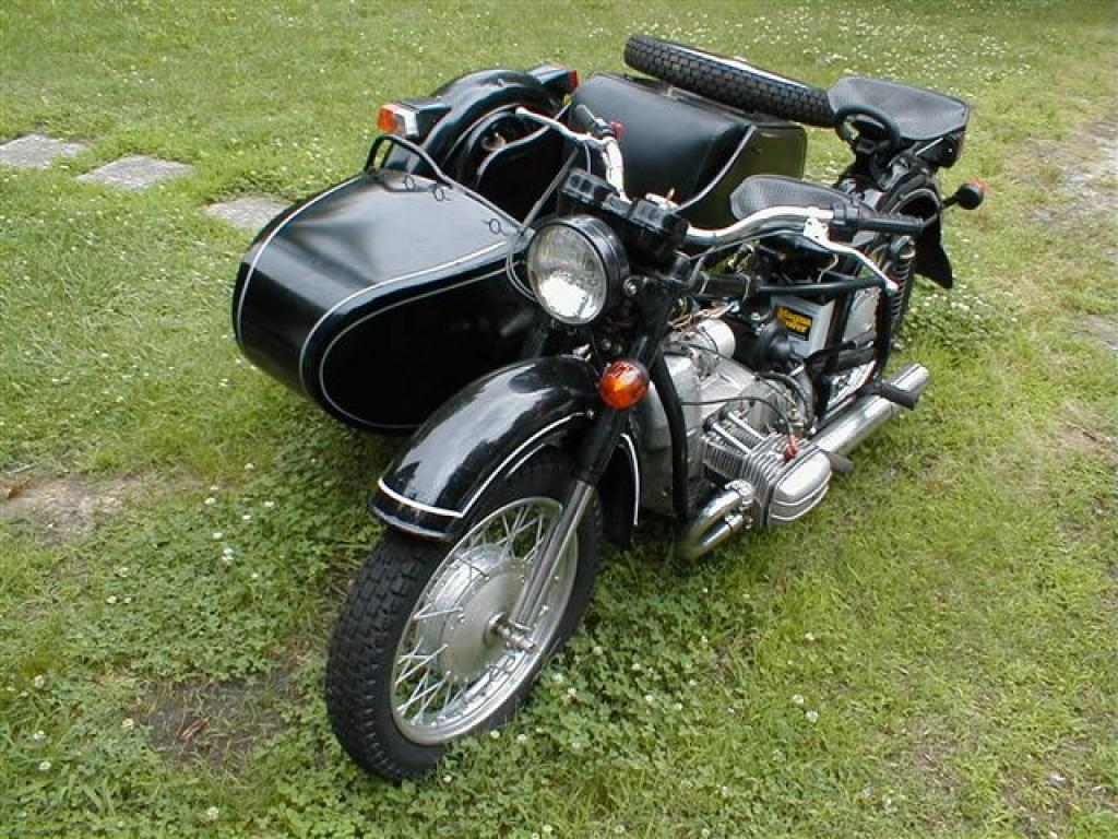 Dnepr MT 11 with sidecar 1988 wallpapers #137678