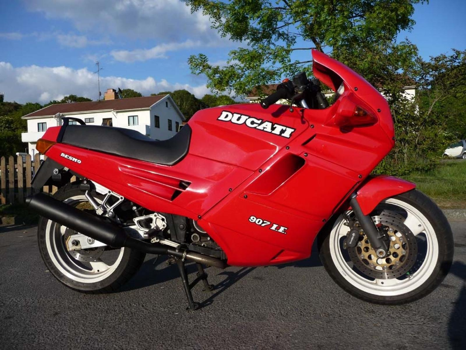 Ducati 907 i.e. 1991 wallpapers #11904