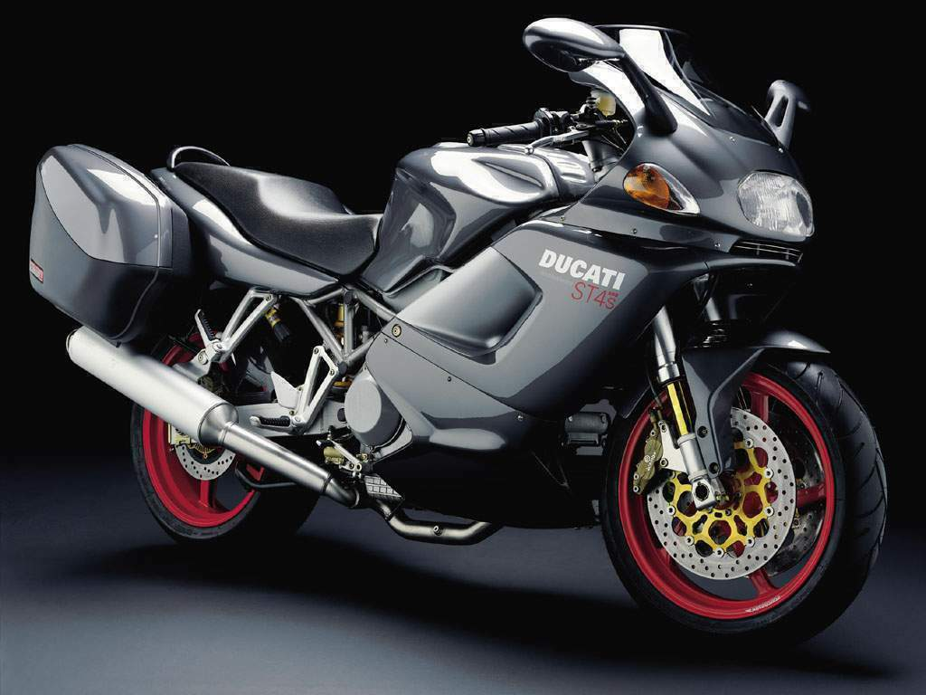 Ducati ST4 S 2006 wallpapers #11704