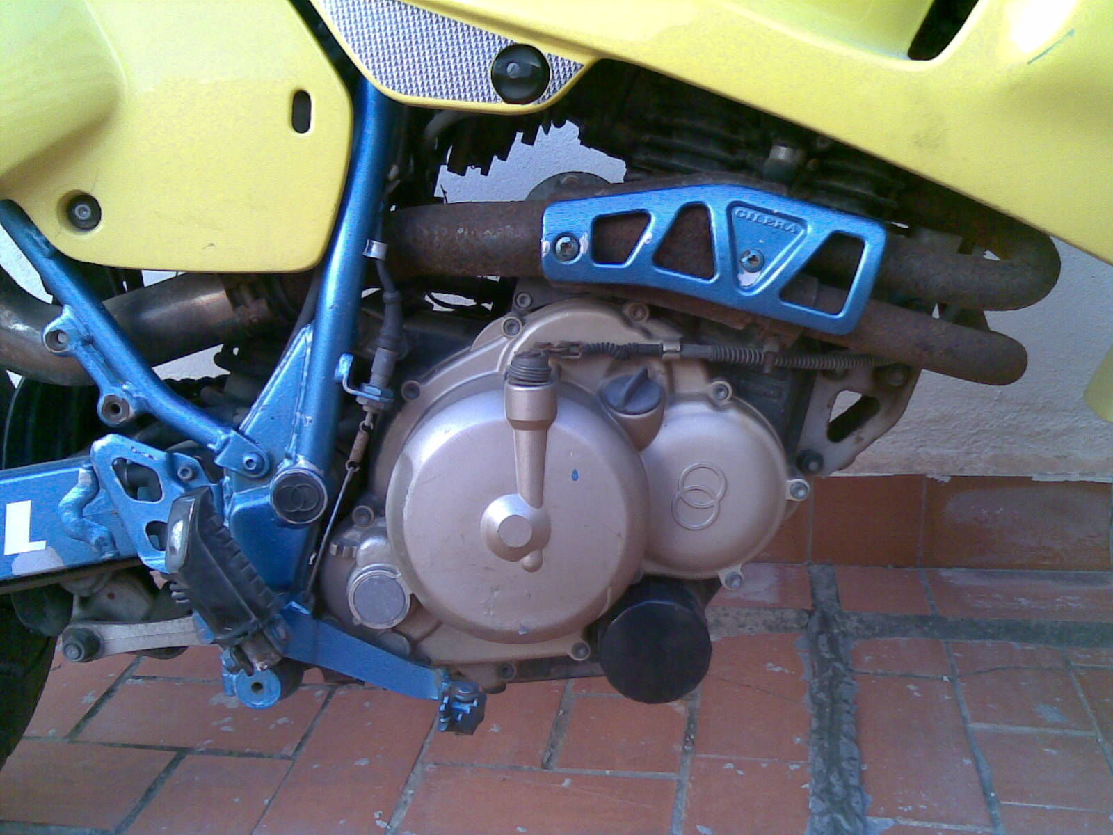 Gilera 600 Nordwest images #72974