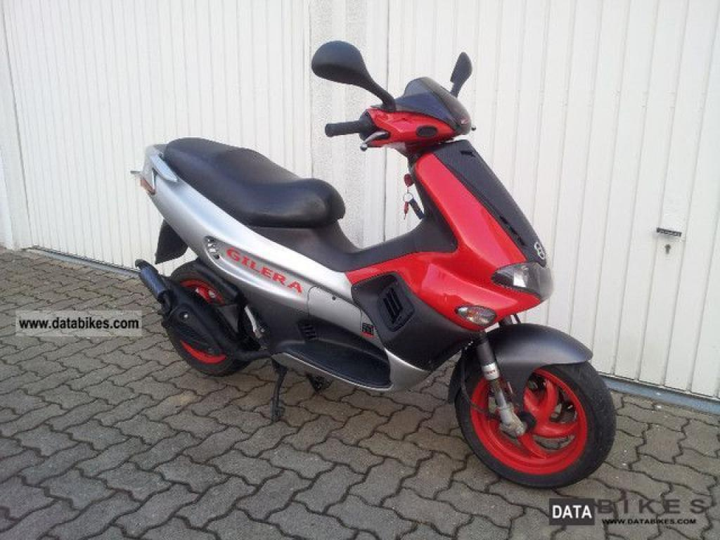 Gilera Runner Pure Jet 2005 images #73869