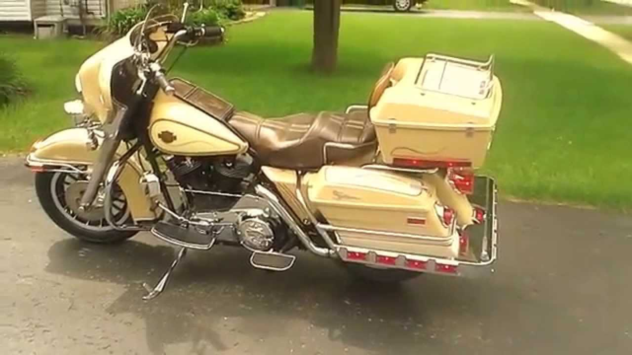 Harley-Davidson FLHTC 1340 Electra Glide Classic 1983 images #173489