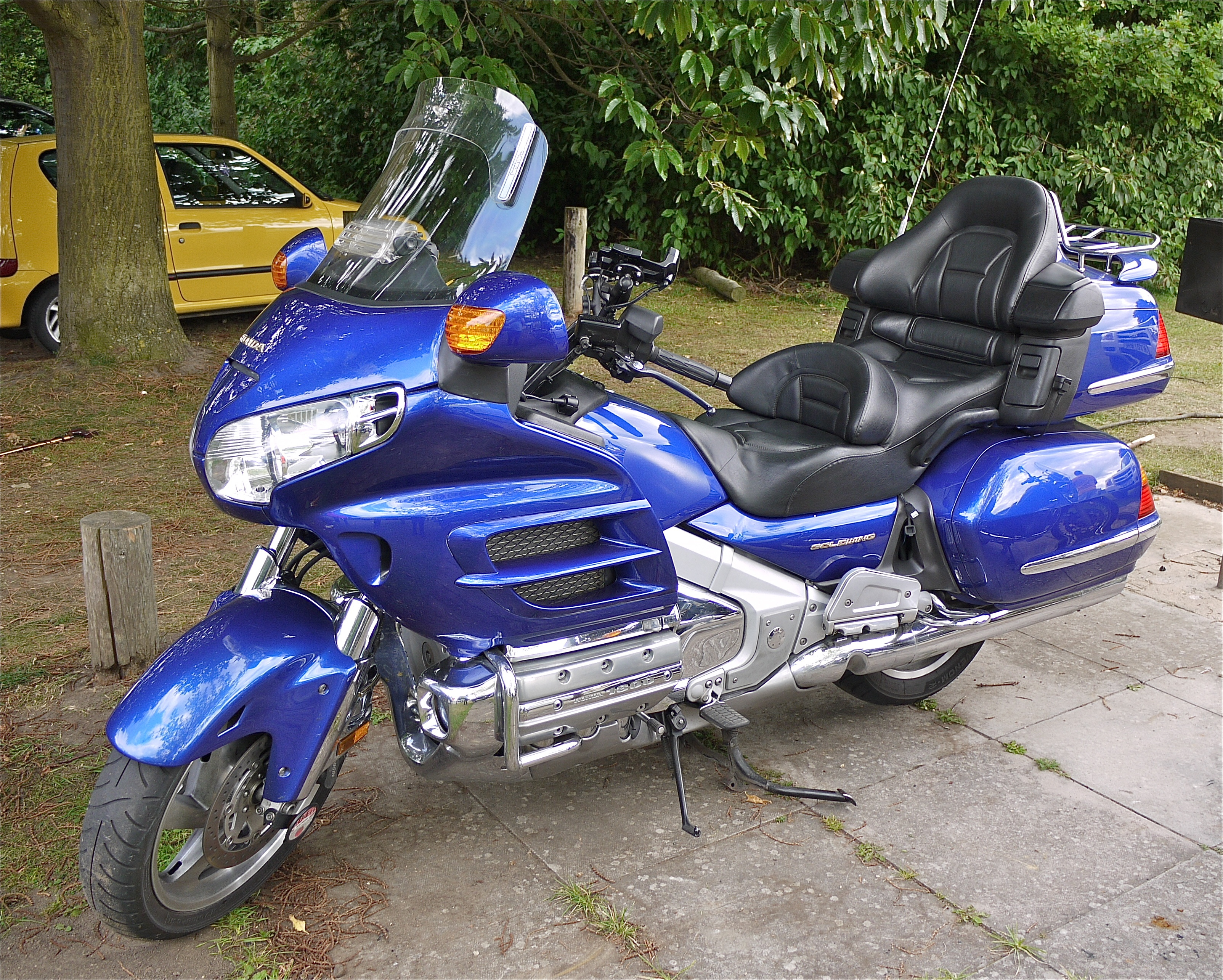 Honda GL 1800 Gold Wing images #83180