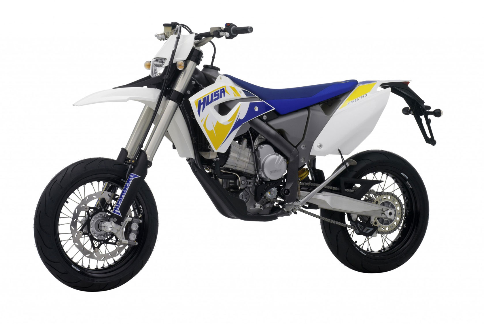 Husaberg FS 570 Supermoto 2010 wallpapers #160690