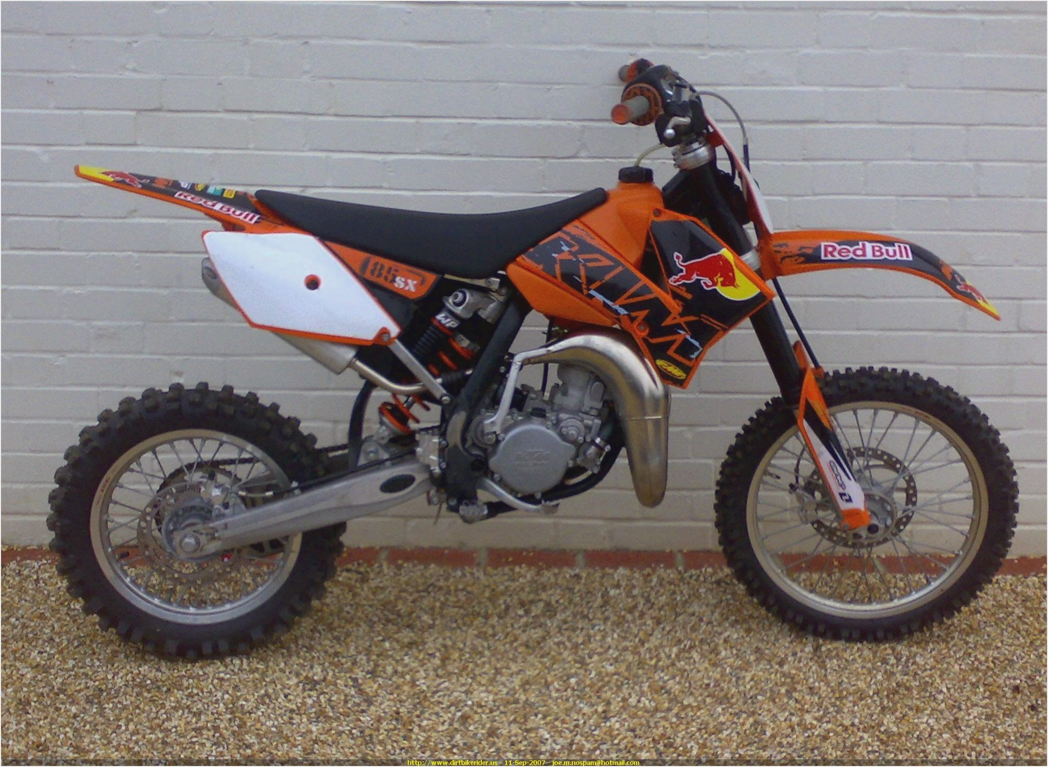KTM 85 SX 2010 wallpapers #142440