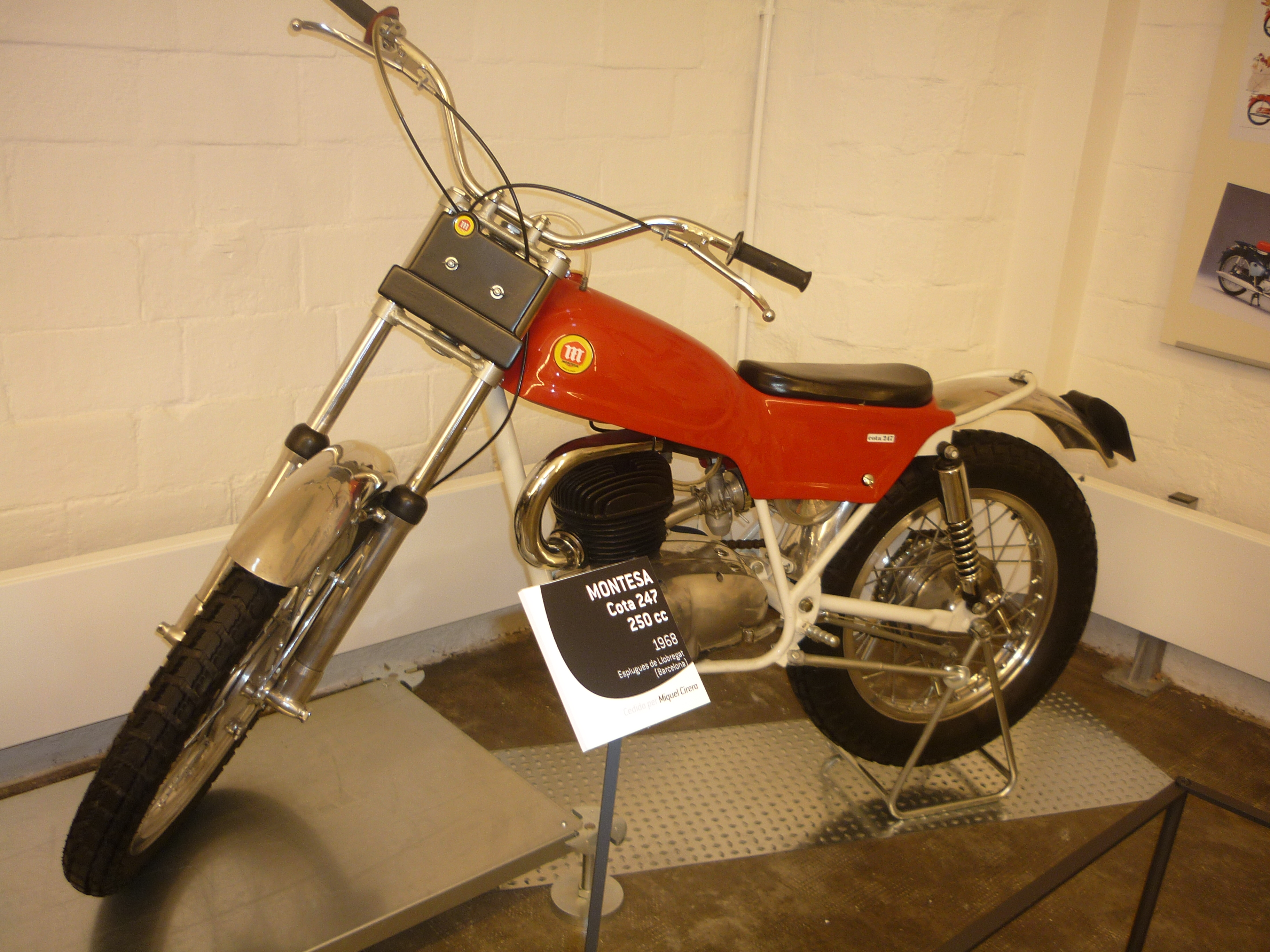 Montesa 250 King Scorpion 1973 images #105673