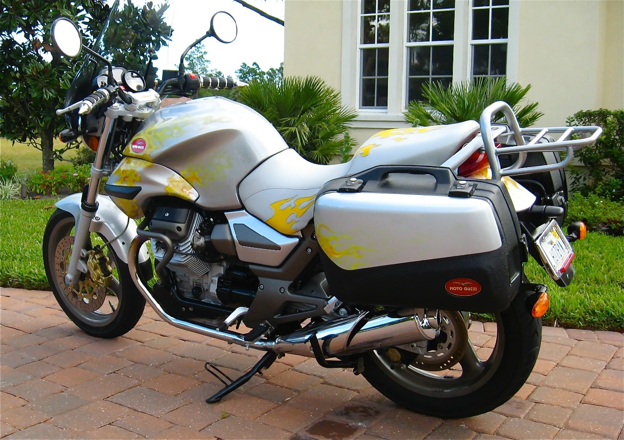 2006 moto guzzi breva v 750 ie pics specs and. Black Bedroom Furniture Sets. Home Design Ideas