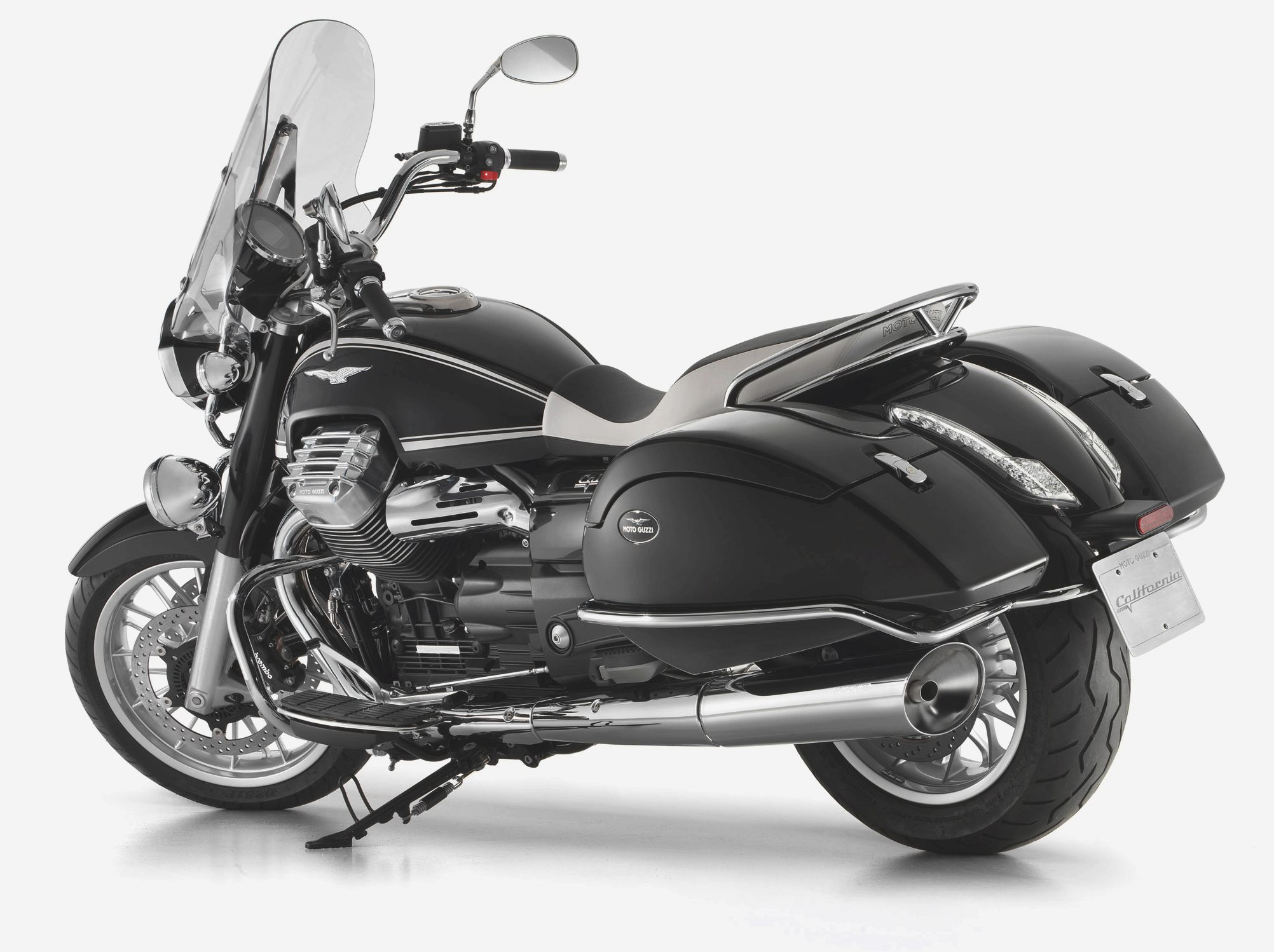 Moto Guzzi California Stone Touring 2005 wallpapers #161086