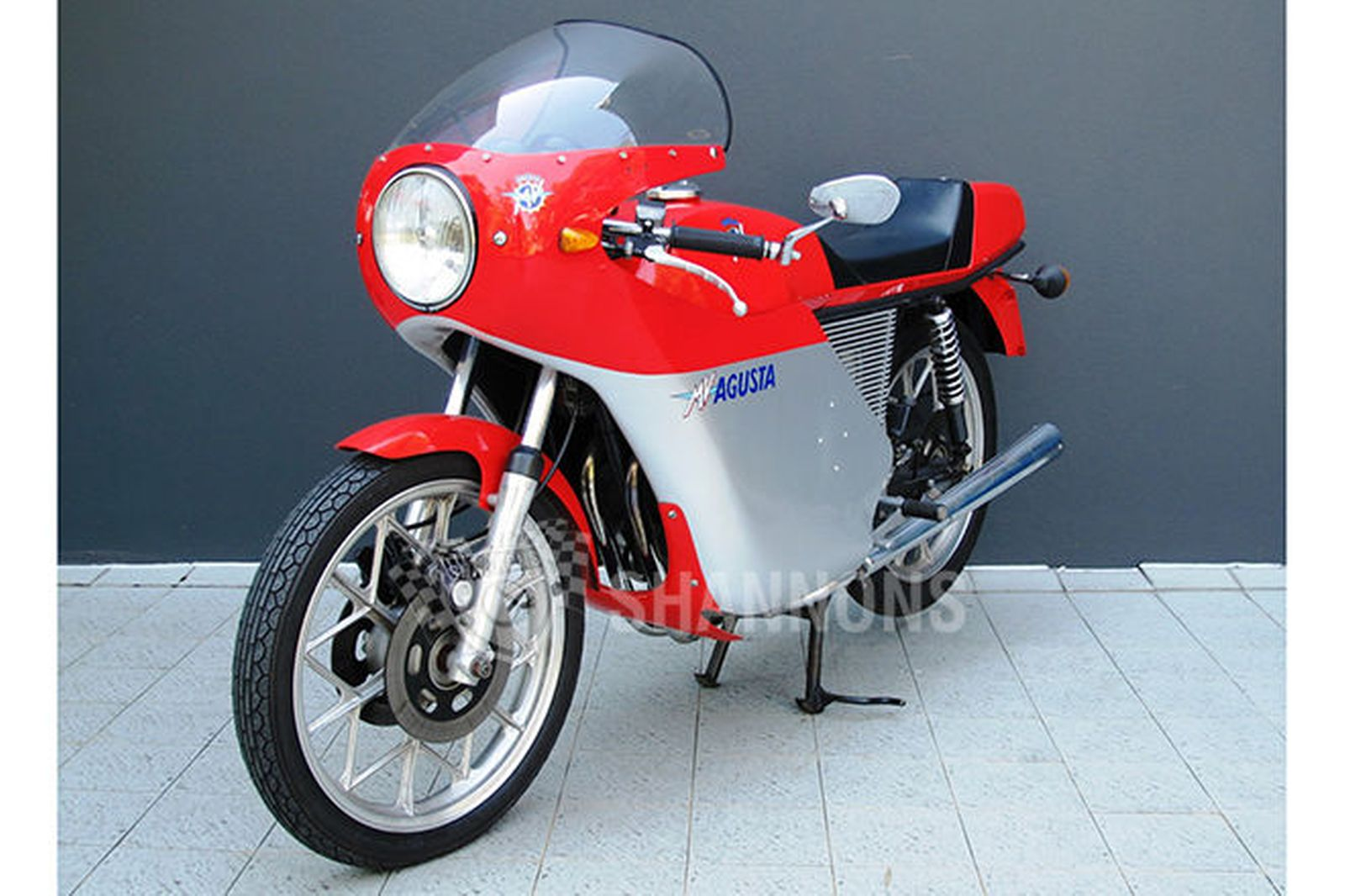 MV Agusta 350 S 1978 images #115946