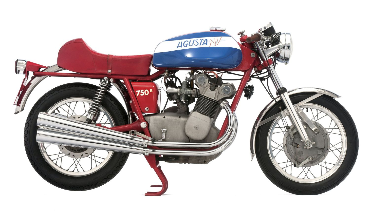 MV Agusta 750 S 1971 images #113172
