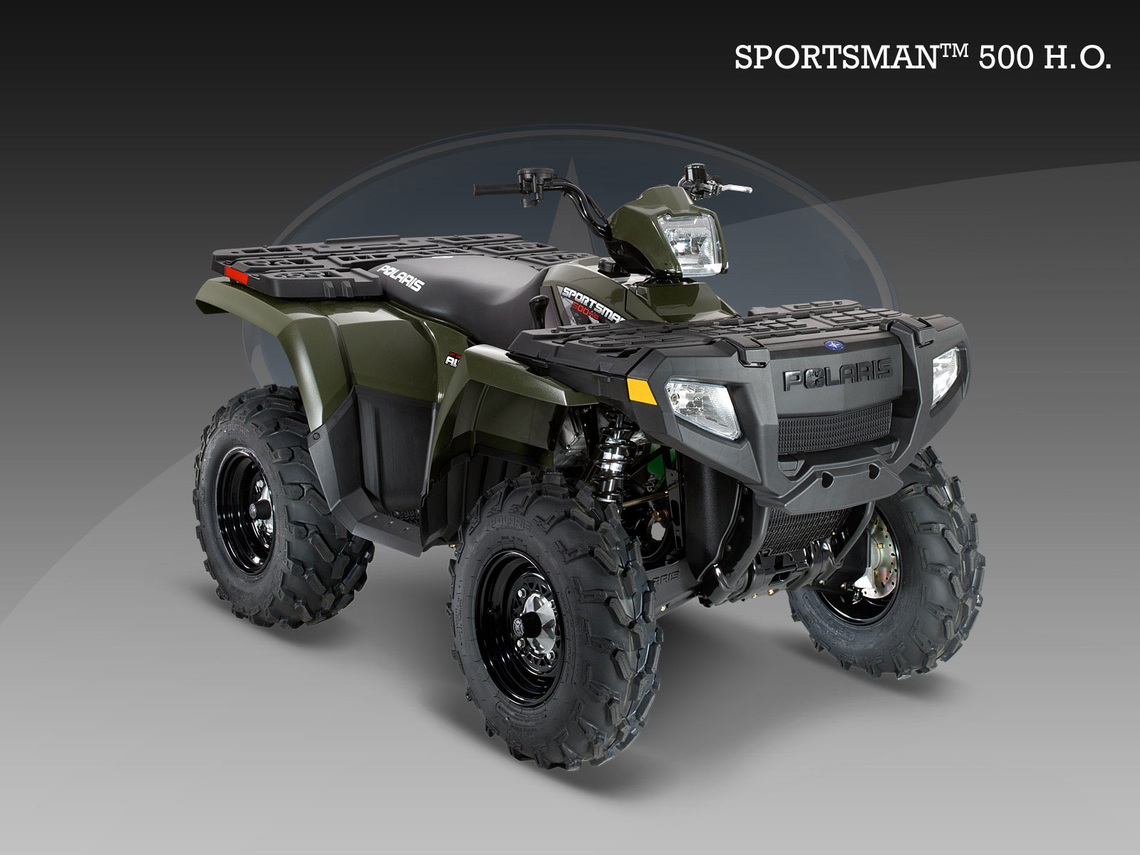 Polaris Sportsman 500 H.O images #162866