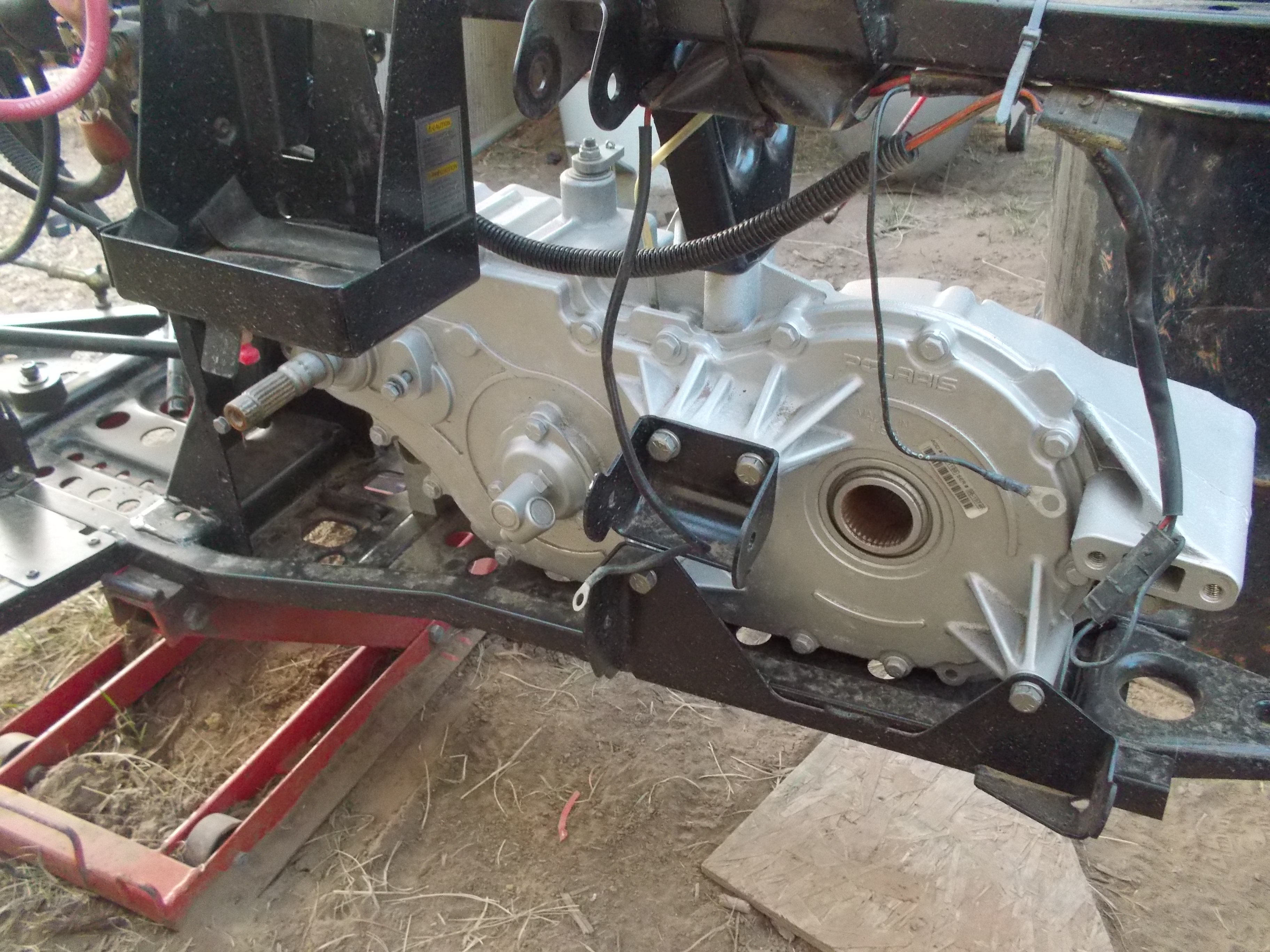 Polaris Sportsman 500 H.O images #120268