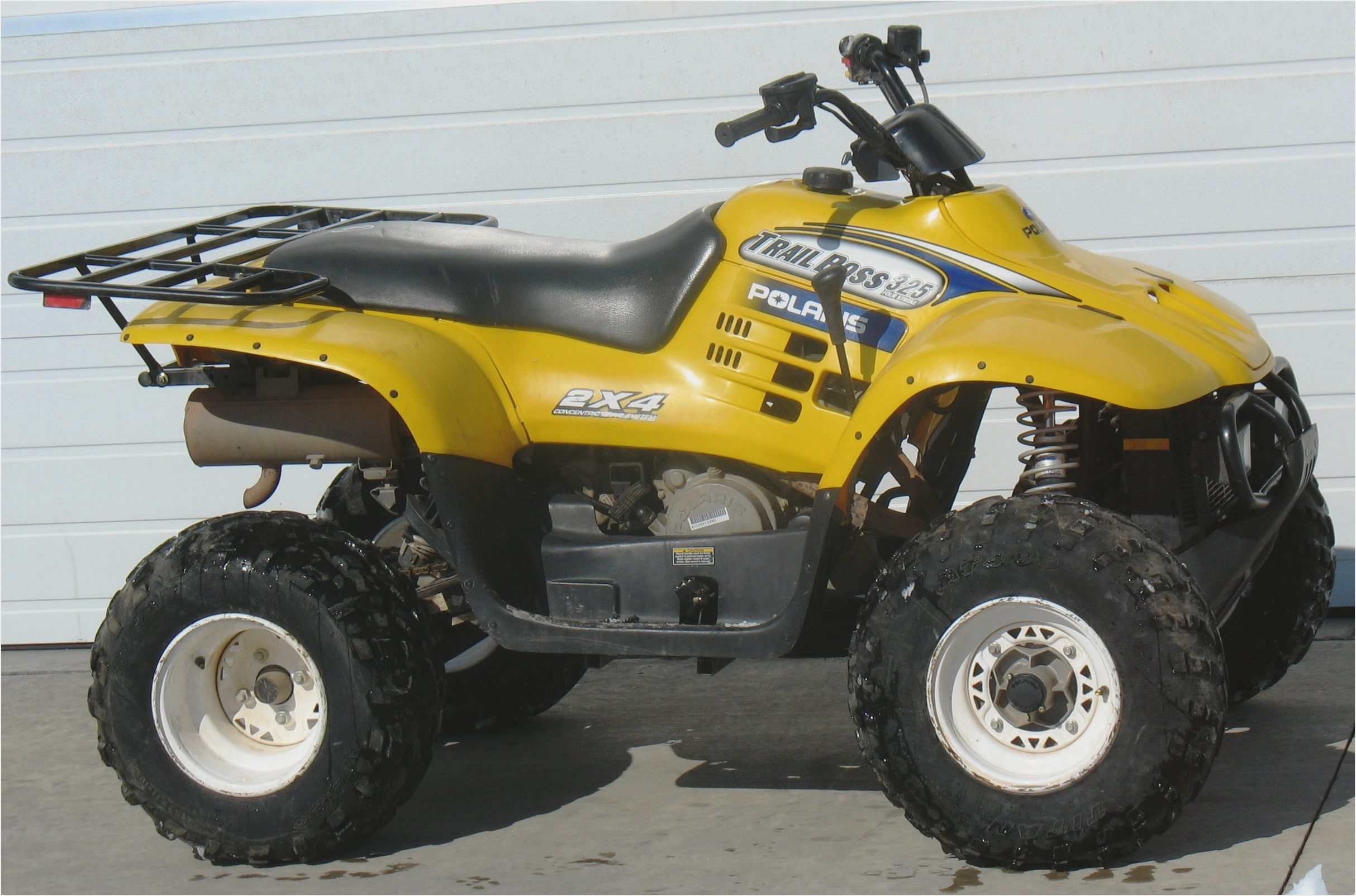 Polaris Trail Boss 330 2006 images #169518