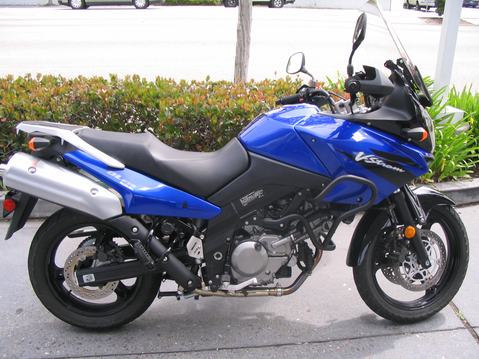 Suzuki DL 1000 2005 wallpapers #135500