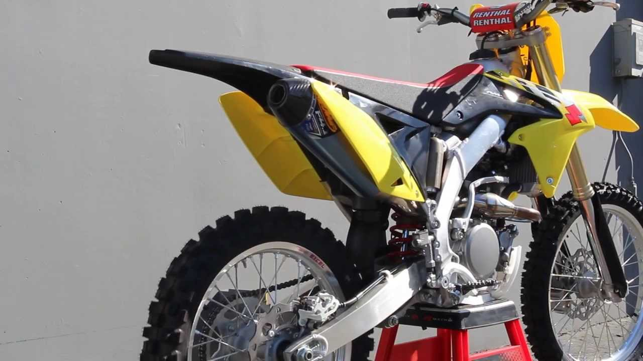 2003 rm 250 weight lose
